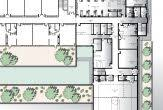 high school floor plans pdf visual arts building floor plans school of art and history in