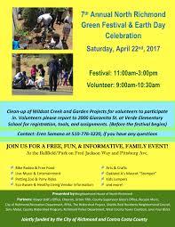 north richmond green festival u0026 earth day celebration set for