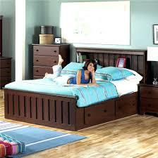 full size bed with drawers and headboard oak headboard king u2013 dawnwatson me