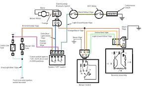 compressor engine diagram wiring diagrams