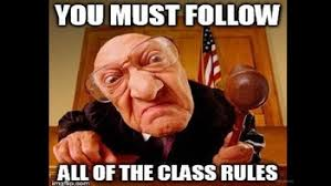 Classroom Rules Memes - first day of school rules routines w memes 85 slides over 35 memes