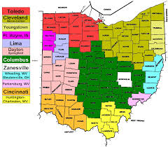 Ohio State Map by Ohio State Maps Usa Maps Of Ohio Oh Pages Ohio Rail Map Ohio Zip