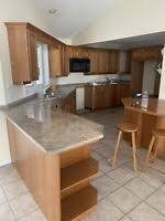 used kitchen cabinets barrie used kitchen cabinets kijiji in barrie buy sell save
