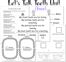 happy tooth pattern coloring teacher stuff