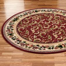 Round Indoor Rugs by Dining And Kitchen Area Rugs Touch Of Class