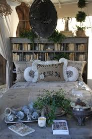 17 bookshelves that double as headboards