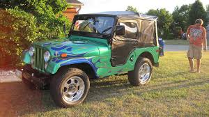 jeep rhino liner jeep classic trucks for sale classics on autotrader