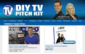 media kit sell your tv concept now
