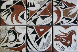 southwestern designs southwestern pueblo pottery designs symbols tile accents