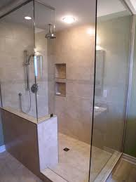 glass shower wall inspiration for a bathroom remodel in toronto