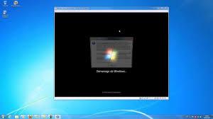 bureau virtuel windows 7 créer une machine virtuelle sous windows 7 avec virtualbox