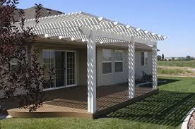 new lattice patio cover plans patio design ideas