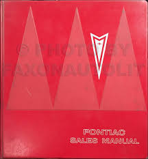 1965 pontiac air conditioning repair shop manual reprint