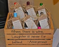 awesome wedding presents wine wedding gift wedding ideas
