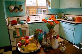 Vintage Blue Cabinets Best Tips To Choose The Best Vintage Kitchen Accessories Home