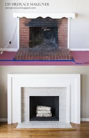 fireplace makeovers picmia