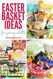 ideas for easter baskets for adults 3 easter basket ideas for adults or