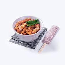 cuisine box ข าวหน าไก เทอร ยาก image ร าน gyuma box delivery ทองหล อ wongnai