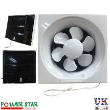 powerful low noise reverseable bathroom kitchen ventilation