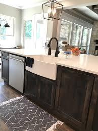 black kitchen cabinets farmhouse farmhouse sink farmhouse farmhouse sink kitchen trendy