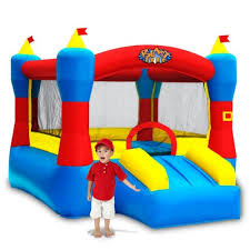 Backyard Bounce Bounce Castles Kids Backyard Toys