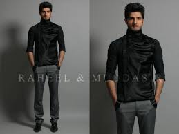 raheel u0026 muddasir men u0027s wear 2013 collection hairstyles and fashion