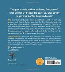 dennis prager 10 commandments the ten commandments still the best path to follow dennis prager