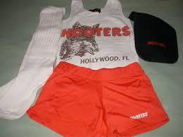Lifeguard Halloween Costumes Hooters Uniform Halloween Costume Size Xs Shirt Shorts Socks