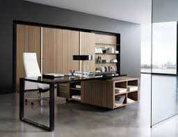 Modern Home Office Desks Contemporary Home Office Furniture Planinar Info
