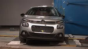 euro ncap tests the fiat 500 ford ka and citroen c3 neither