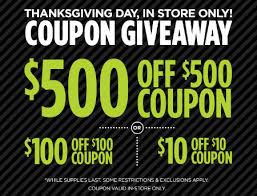 chico mall thanksgiving day coupon giveaway jcpenney