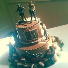 walking dead cake ideas merle daryl dixon twd cake image 2617939 by ksenia l on
