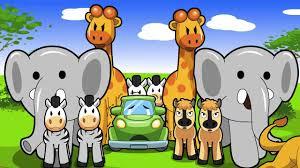 safari cartoon 08 safari mr wheeler friends cartoons youtube