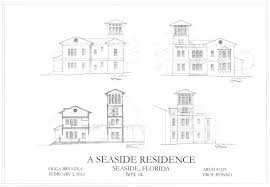 seaside florida cottage house plans