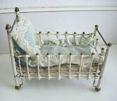 antique cast iron baby crib cribs decor wrought rod full size of