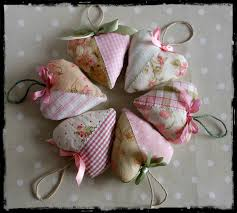 Fabric Shabby Chic by Shabby Chic Fabric Hearts More Examples Of Shabby Chic Furniture