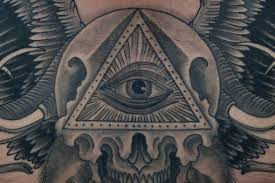 eye of providence chest detail eye of providence