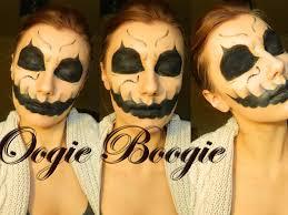 nightmare before christmas halloween costumes adults oogie boogie halloween tutorial youtube