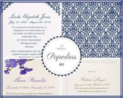 memorial announcement wording 39 best funeral reception invitations lives on