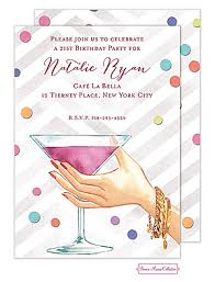 21st birthday invitations new selections winter 2017
