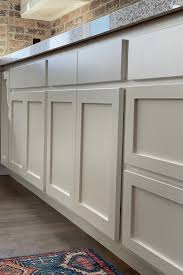 semi gloss vs satin white kitchen cabinets painting cabinets your questions answered honey built home