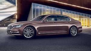 luxury bmw 2017 2017 bmw 7 series rose quartz edition review top speed