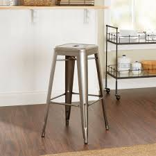 Furniture Exciting Bar Stool Walmart For Kitchen Counter Ideas by Acme Tavio Swivel Bar Chair Set Of 2 Saddle Walmart Com