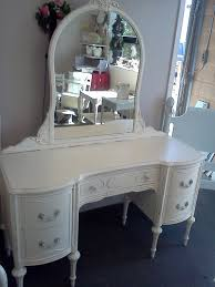Shabby Chic Vanity Table by Vintage Painted Shabby Chic Vanity By Handpaintedbycookie On Etsy