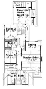Narrow Lot House Plans Craftsman 100 2 Story Craftsman House Plans 2 Story House Plans 1088
