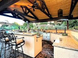 Outdoor Kitchen Design Plans Free Small Outdoor Kitchen Design Ideas Cabinet 7 For Awesome Backyard