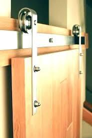 Exterior Sliding Door Hardware Rolling Door Hardware Sliding Door Hardware Kit For Anyone Vintage