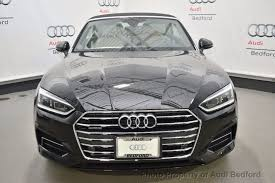 bedford audi ohio 2018 audi a5 cabriolet 2 0 tfsi sport at audi bedford oh iid