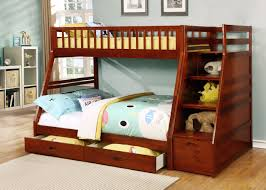 Twin And Full Bunk Beds by Bella Esprit Dakota Twin Over Full Bunk Bed With Staircase