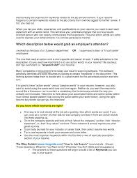 How To Job Resume by Guide To Resume Writing
